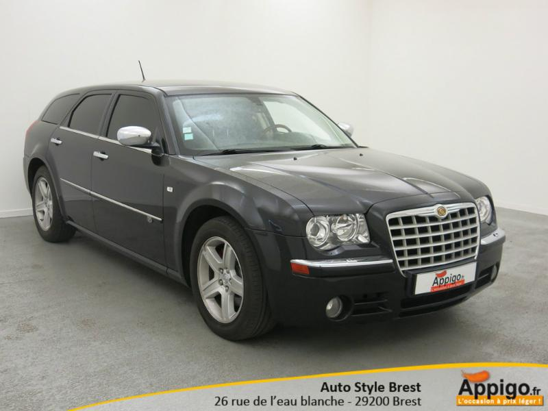 voiture d occasion chrysler 300 c touring 3 0 v6 crd ba break brest 14990. Black Bedroom Furniture Sets. Home Design Ideas