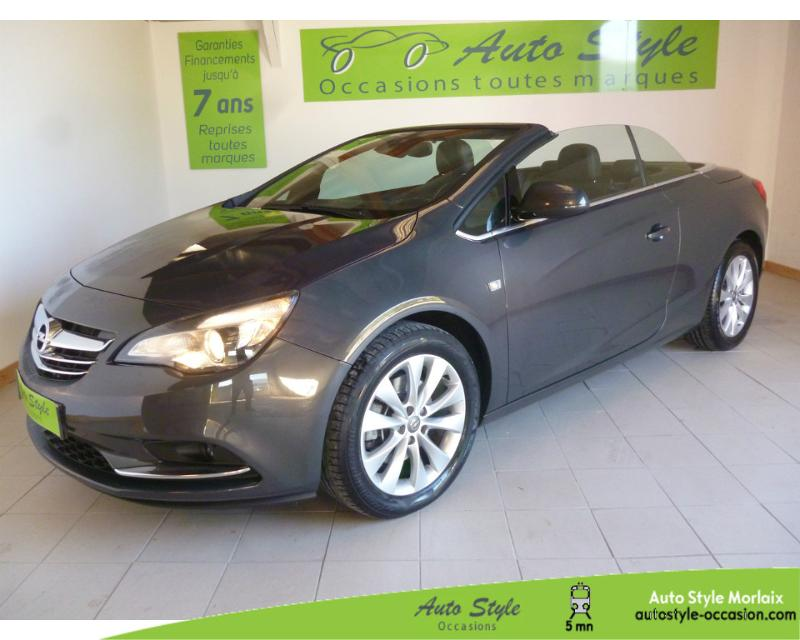 voiture d occasion opel cascada 2 0 cdti 165ch cosmo start stop cabriolet st martin des champs. Black Bedroom Furniture Sets. Home Design Ideas