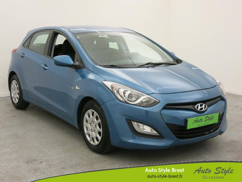 voiture d occasion hyundai i30 1 6 crdi110 pack inventive blue drive 5p berline brest 11490. Black Bedroom Furniture Sets. Home Design Ideas