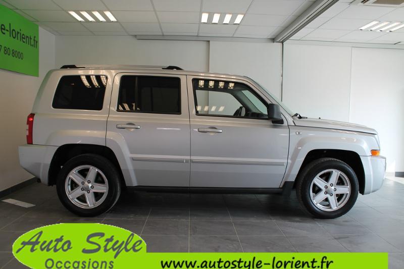 Auto Style Lorient : voiture d occasion jeep patriot 2 2 crd limited break lanester 14490 ~ Maxctalentgroup.com Avis de Voitures