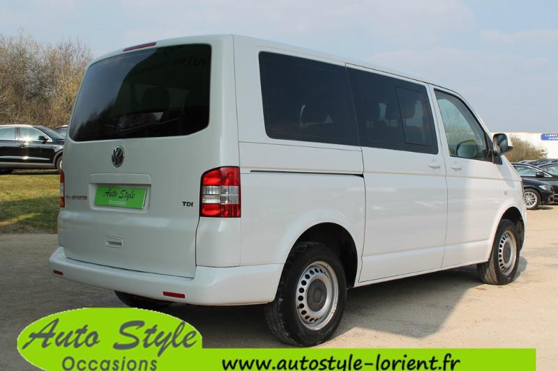 voiture d occasion volkswagen t5 2 0 tdi caravelle confortline minibus lanester 23990. Black Bedroom Furniture Sets. Home Design Ideas