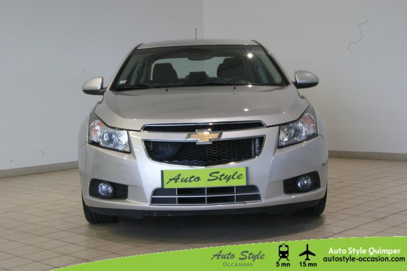 voiture d occasion chevrolet cruze 2 0 vcdi163 lt berline quimper 9990. Black Bedroom Furniture Sets. Home Design Ideas