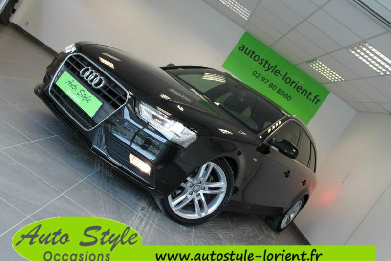 voiture d occasion audi a4 avant 2 0 tdi 177 dpf s line. Black Bedroom Furniture Sets. Home Design Ideas