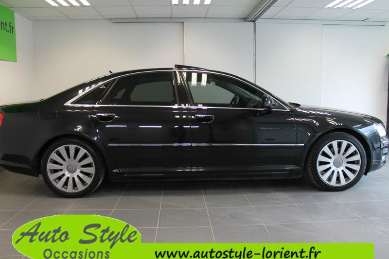 voiture d occasion audi a8 3 0 v6 tdi 233ch dpf avus. Black Bedroom Furniture Sets. Home Design Ideas