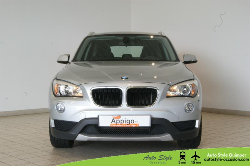 voiture d occasion bmw x1 xdrive20d 184ch executive break quimper 20990. Black Bedroom Furniture Sets. Home Design Ideas