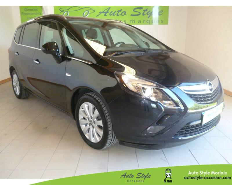 voiture d occasion opel zafira tourer 2 0 cdti 130ch cosmo 5 places monospace st martin des. Black Bedroom Furniture Sets. Home Design Ideas