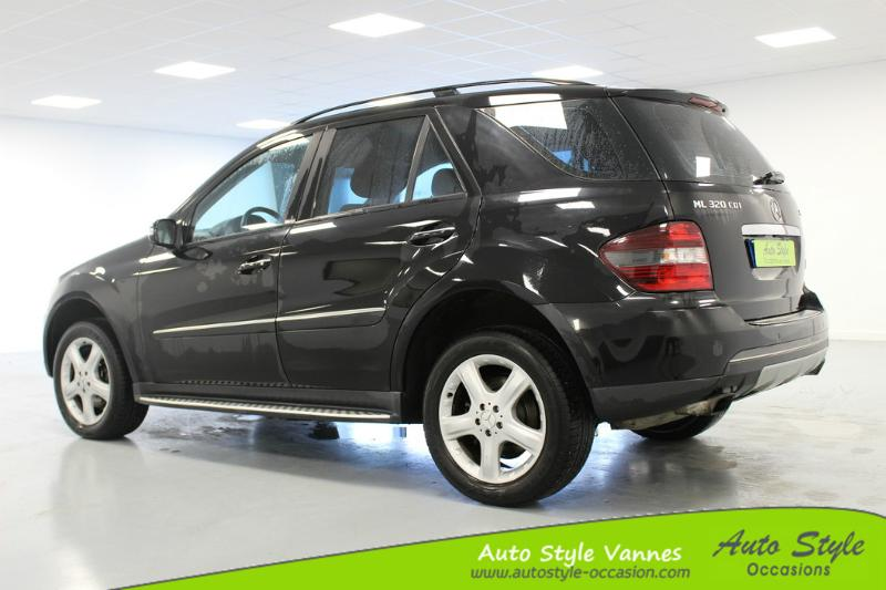 mercedes classe ml 320 cdi pack sport amg alpes maritimes. Black Bedroom Furniture Sets. Home Design Ideas
