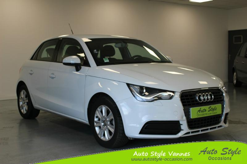 voiture d occasion audi a1 sportback 1 4 tfsi 122ch business line s tronic 7 berline vannes. Black Bedroom Furniture Sets. Home Design Ideas