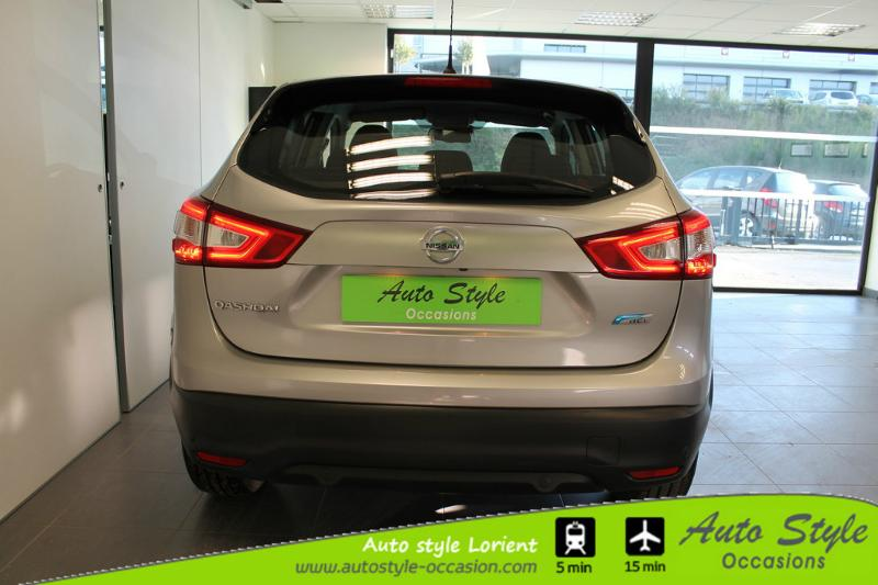 Auto Style Lorient : voiture d occasion nissan qashqai 1 5 dci 110ch business edition break lanester 16490 ~ Maxctalentgroup.com Avis de Voitures