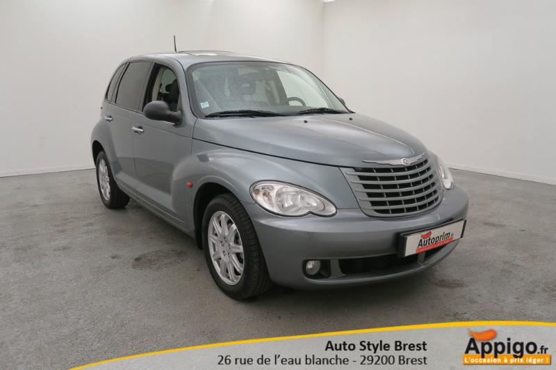voiture d occasion chrysler pt cruiser 2 2 crd limited monospace brest 8490. Black Bedroom Furniture Sets. Home Design Ideas