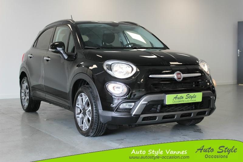 voiture d occasion fiat 500x 1 4 multiair 16v 140ch cross dct break vannes 17990. Black Bedroom Furniture Sets. Home Design Ideas