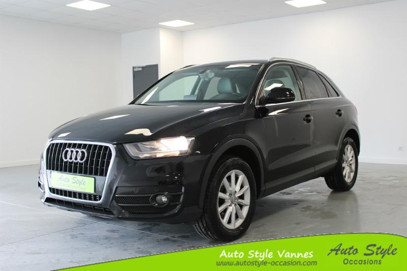 voiture d occasion audi q3 2 0 tdi 140ch business line. Black Bedroom Furniture Sets. Home Design Ideas