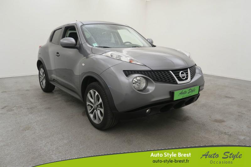 voiture d occasion nissan juke 1 5 dci 110ch tekna break. Black Bedroom Furniture Sets. Home Design Ideas