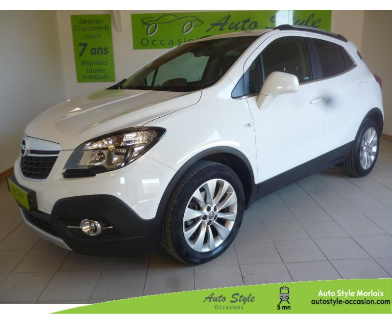 voiture d occasion opel mokka 1 6 cdti 136ch cosmo pack ecoflex start stop 4x2 break st martin. Black Bedroom Furniture Sets. Home Design Ideas