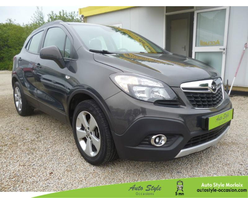 voiture d occasion opel mokka 1 6 cdti 136ch edition ecoflex start stop 4x2 break st martin. Black Bedroom Furniture Sets. Home Design Ideas