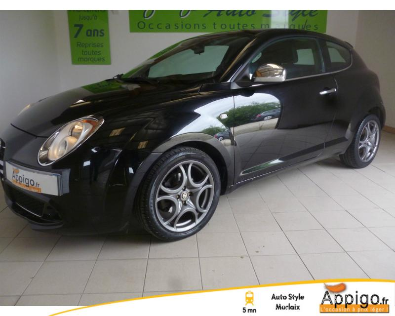 voiture d occasion alfa romeo mito 1 3 jtdm95 latina stop start berline st martin des champs. Black Bedroom Furniture Sets. Home Design Ideas